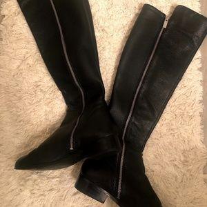 Michael by Michael Kors Black Boots